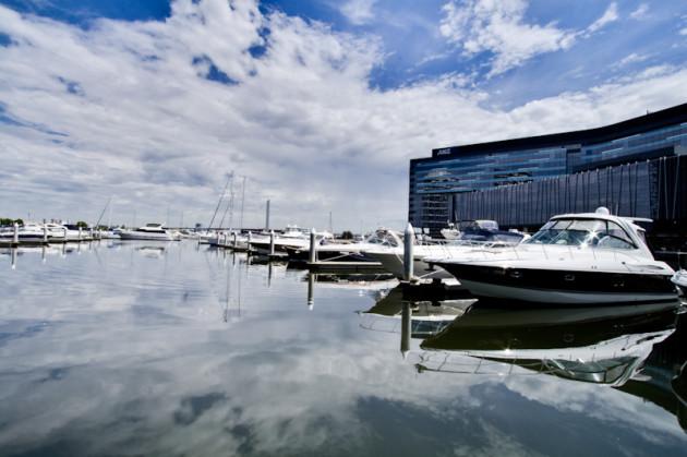 ANZ Centre – Corporate HQ Docklands, Melbourne