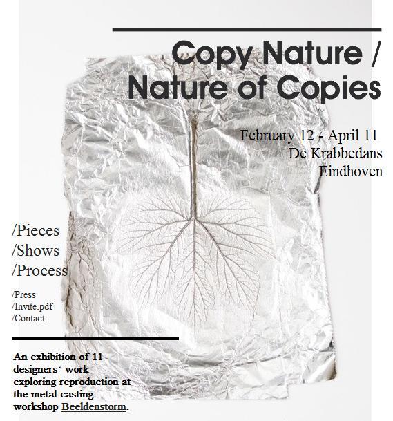 Salone Milan 2010 – Copy nature