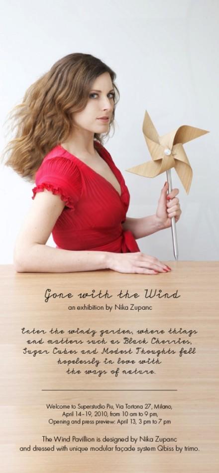 Salone Milan 2010 – Nika Zupanc > Gone with the Wind