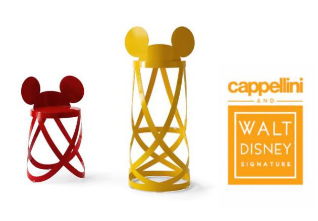 Walt Disney + Cappellini @ DIFFA