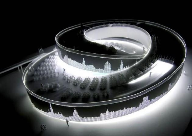 """Shanghai Expo 2010 – Denmarks' """"Wellfairytales"""" Pavilion"""
