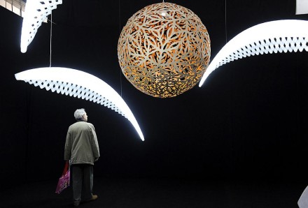 Salone Milan 2010 – David Trubridge