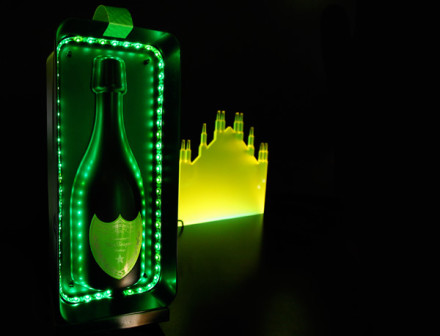 Salone Milan 2010 – Dom Perignon Black Box by Marc Newson