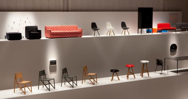 Salone Milan 2010 – Established & Sons
