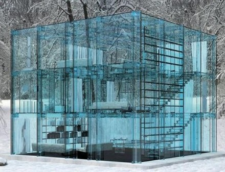 Salone Milan 2010 – Glass House by Santambrogiomilano