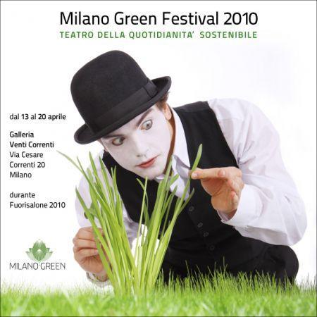 Salone Milan 2010 – Green Festival