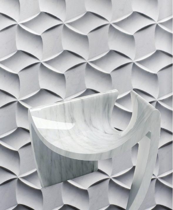 Salone Milan 2010 – Marble pieces