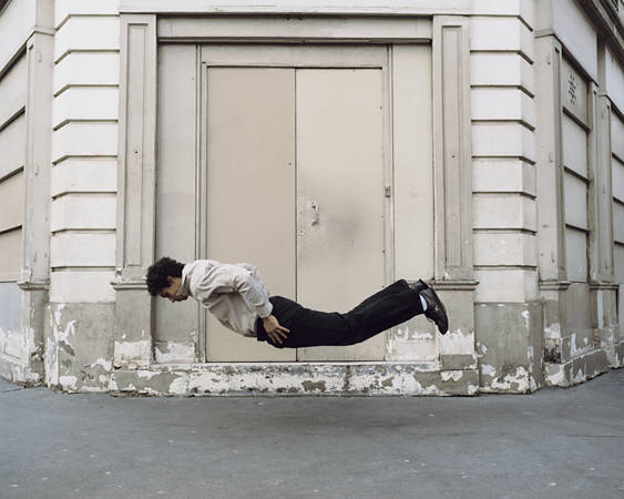 Denis Darzacq  –  Falling & Hyper