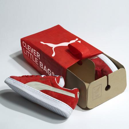 Salone Milan 2010 – Puma Shoe boxes