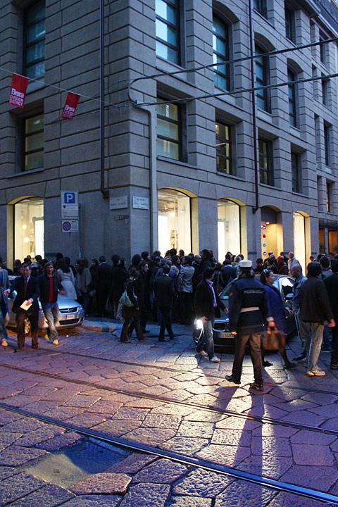 Salone Milan 2010 – Andy Rementer @ Skitsch