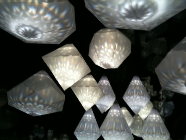 Salone Milan 2010 – Amplify for Swarovski Crystal Palace