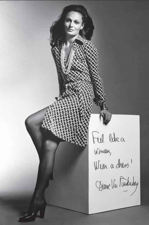 """Dianne Von Furstenberg – """"Journey of a Woman"""""""