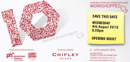 Workshopped 2010