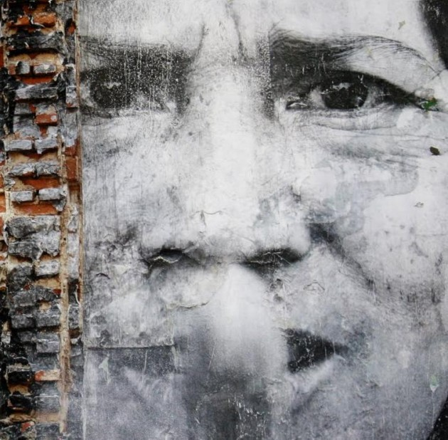 "Street artist JR creates photographic Art for global ""Social Activism"""