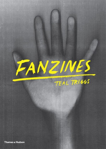 Fanzines by Teal Triggs – Popup Reading Room
