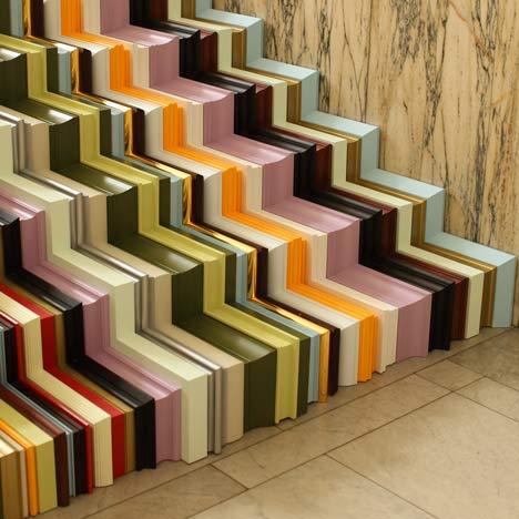 Framing the V&A Museum for London Design Festival 2010