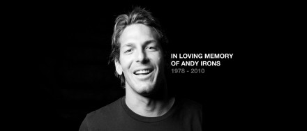Andy Irons ( surfing legend ) ………. 1978 – 2010 R.I.P