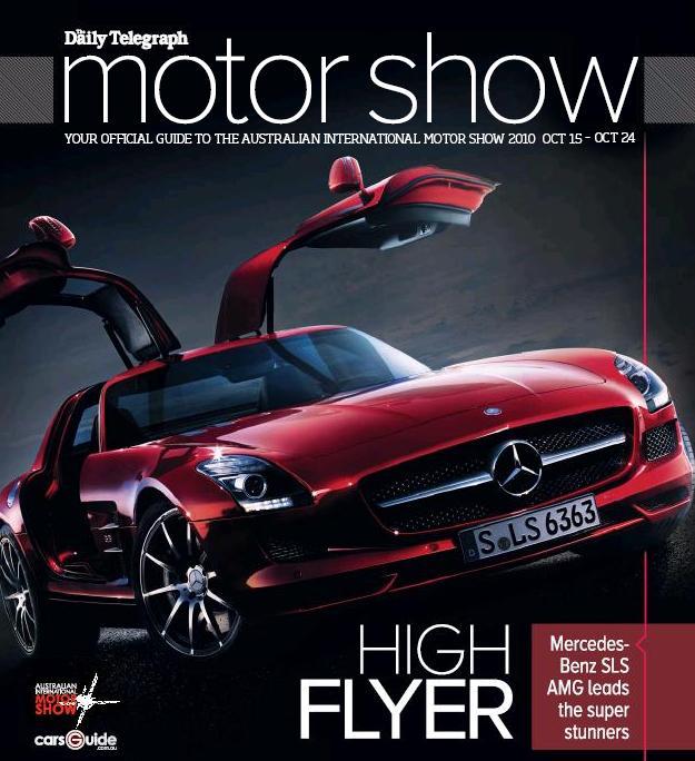 Australian International Motor Show, Sydney 2010