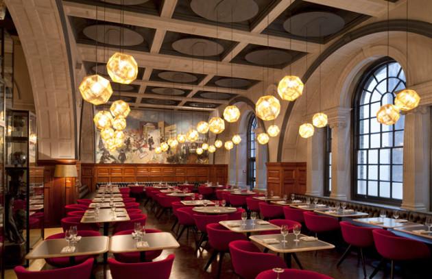 Oliver Peyton @ Royal Academy of Arts, London
