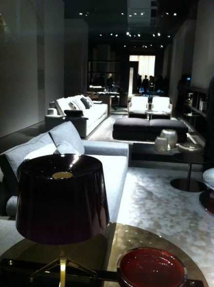 """3.16 mins of real Italian Design"" by Minotti"