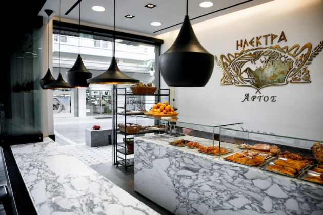Elektra Bakery, Edessa by StudioPrototype