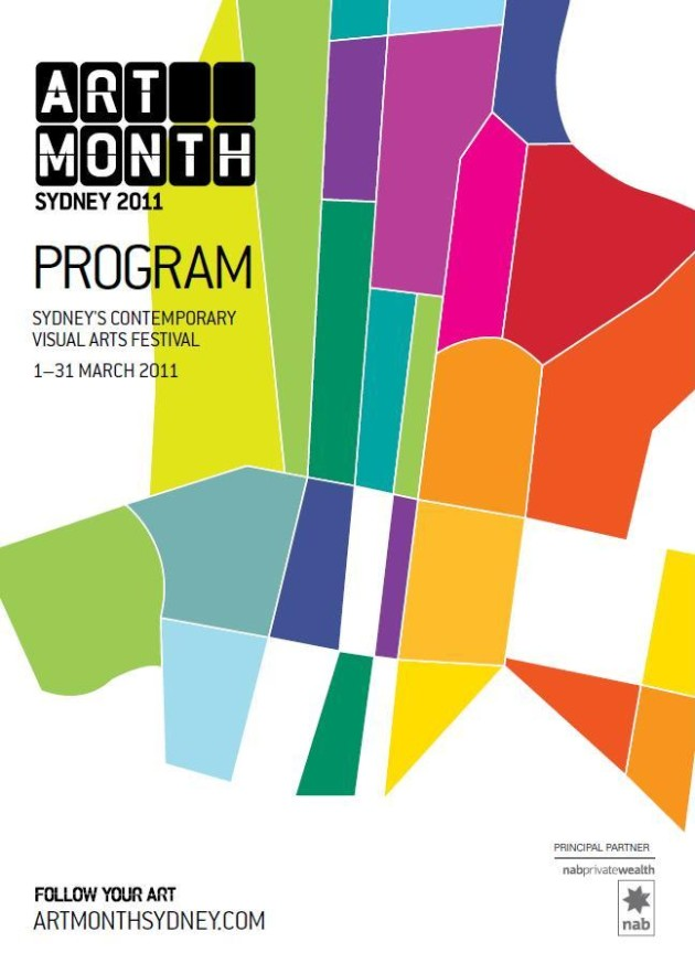 Art Month Sydney 2011