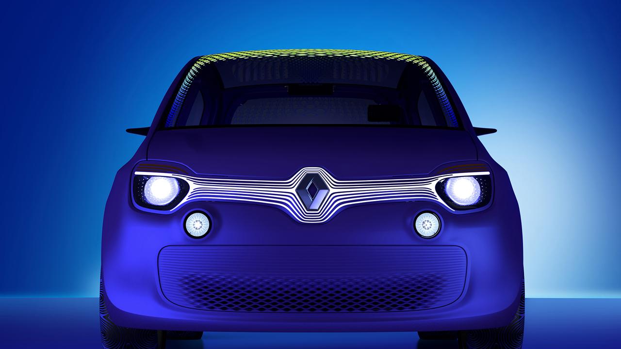 Renault Ross Lovegrove