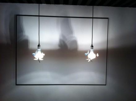 Ingo Maurer at Spazio Krizia + Interni @ Milan Design Week 2011