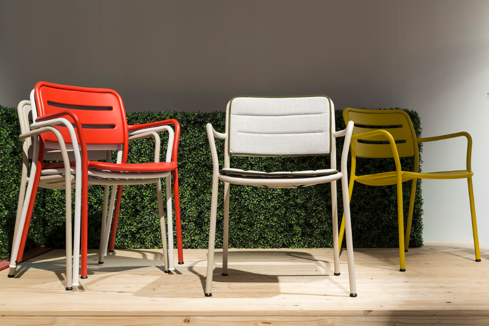 kettal village chairs
