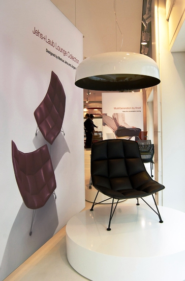 Knoll Seating Collections @ Milan Design Week 2011