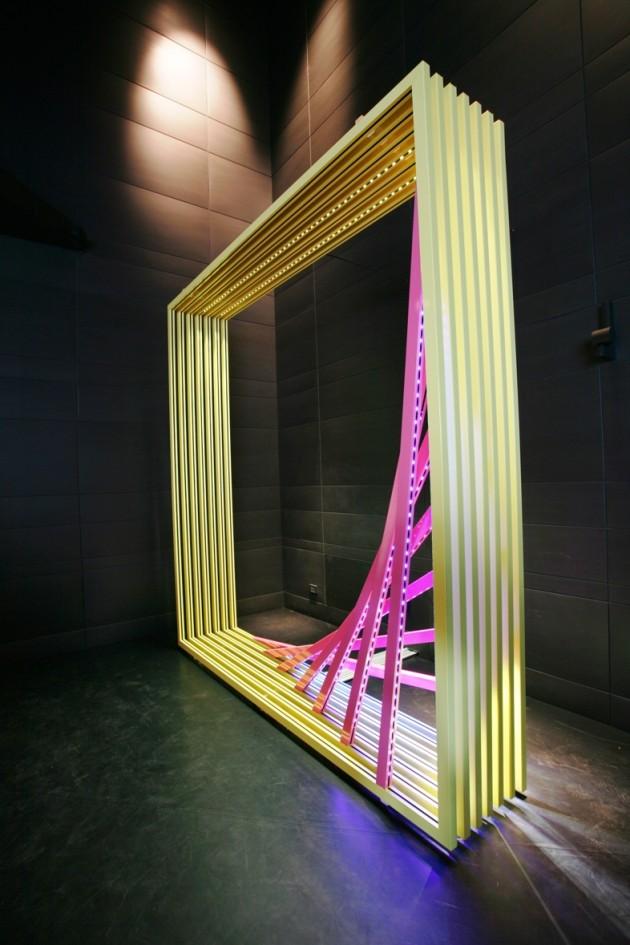 Kreon + Vektron Subtleness @ Milan Design Week 2011