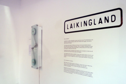 Laikingland Kinetic Function @ Milan Design Week 2011