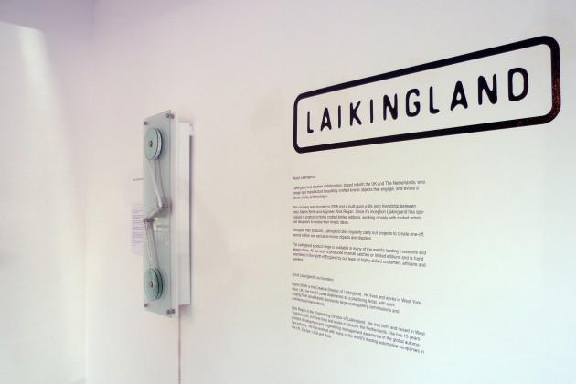 Laikingland Kinetic Function @ Milan Design Week 2011