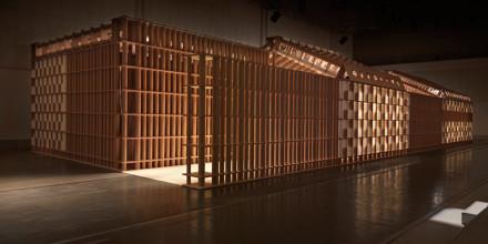 Pavillion Hermes by Shigeru Ban & Jean de Gastines @ Milan Design Week 2011