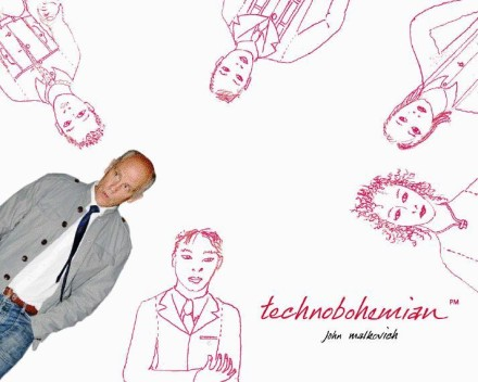 John Malkovich at Museo Pecci @ Milan Design Week 2011