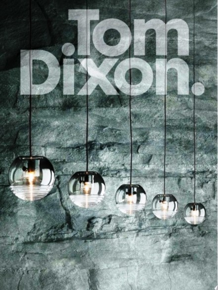 Tom Dixon 2013 Catalogue @ Salone Milan 2013
