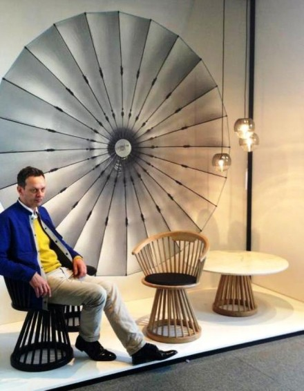 Tom Dixon – Rough & Smooth @ Salone Milan 2013