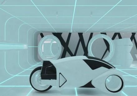 Tron : Legacy by Corian @ Milan Design Week 2011