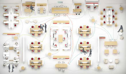 Knoll Antenna Workspaces Microsite
