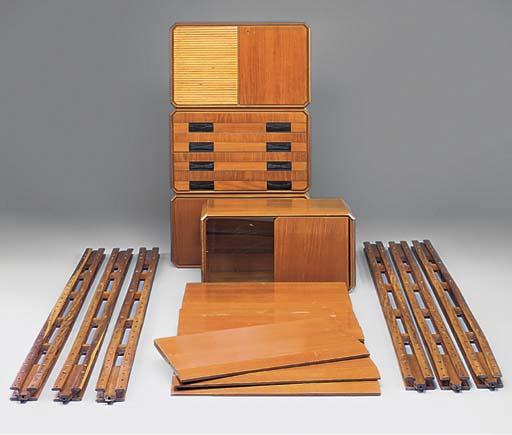 1957 walnut unit