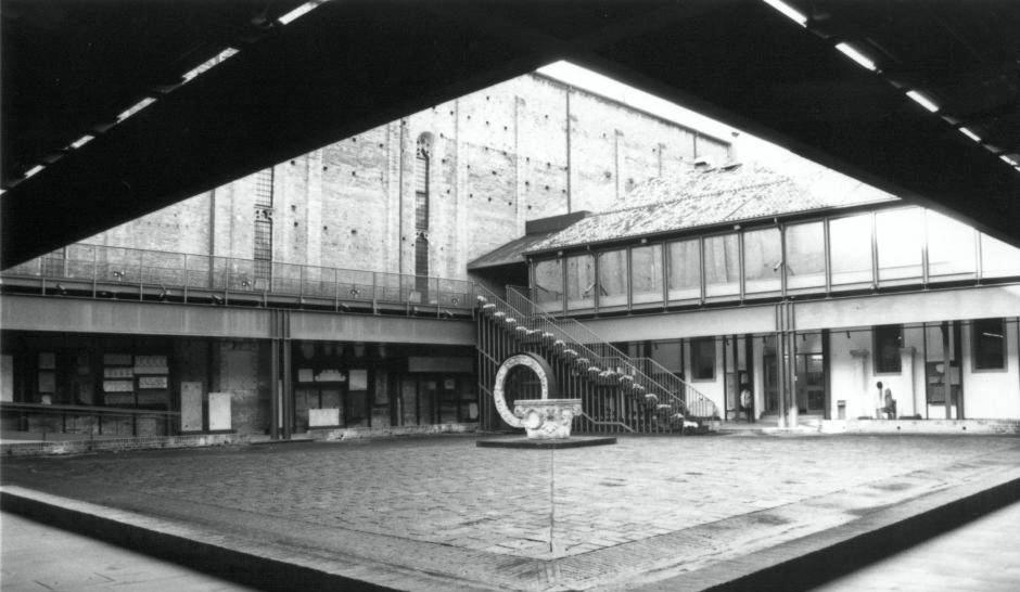 Eremitani Civic Museum, Padua 1969