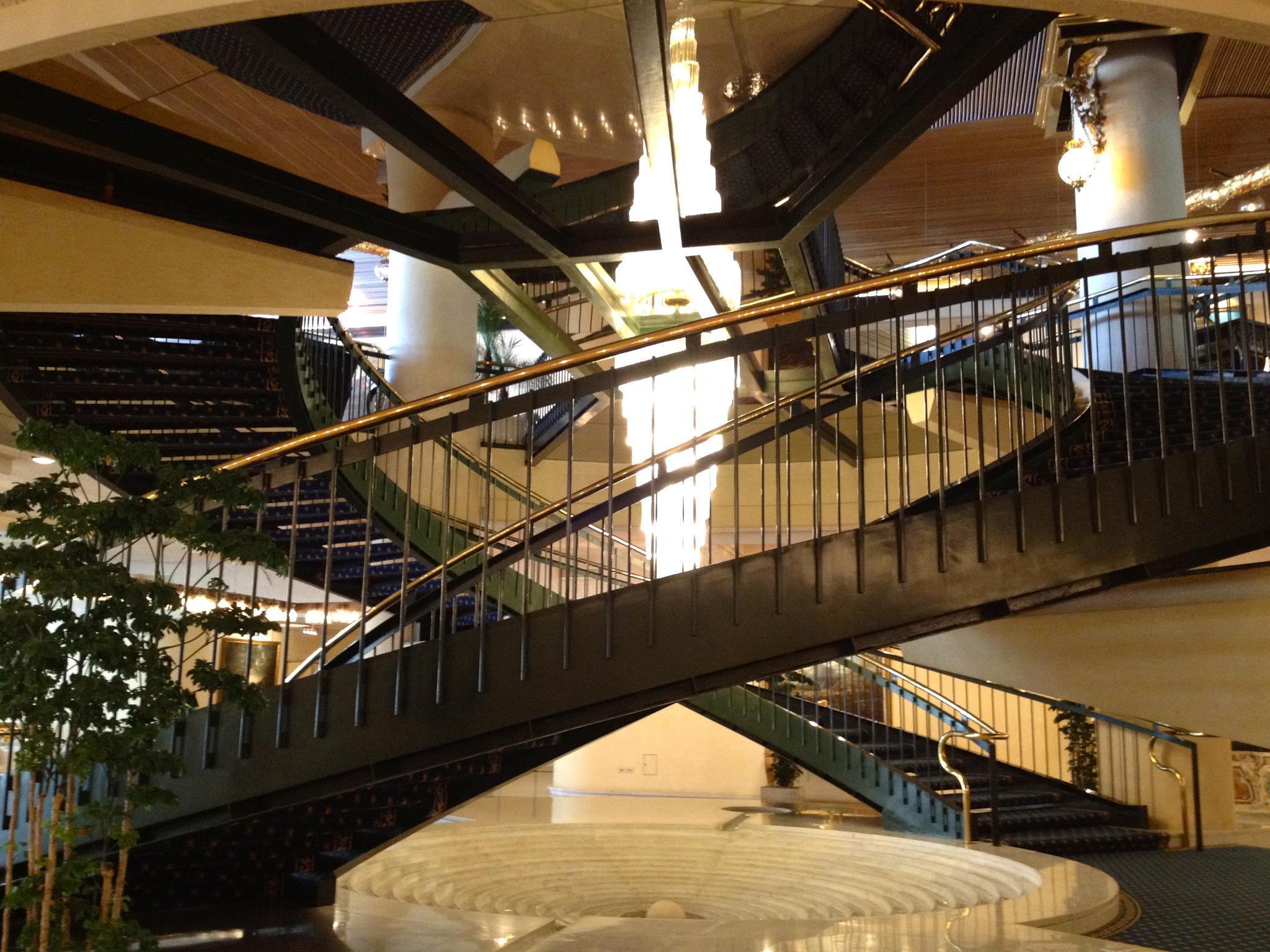 Franco Albini - Franca Helg  -hotel Hilton Cavalieri di Roma