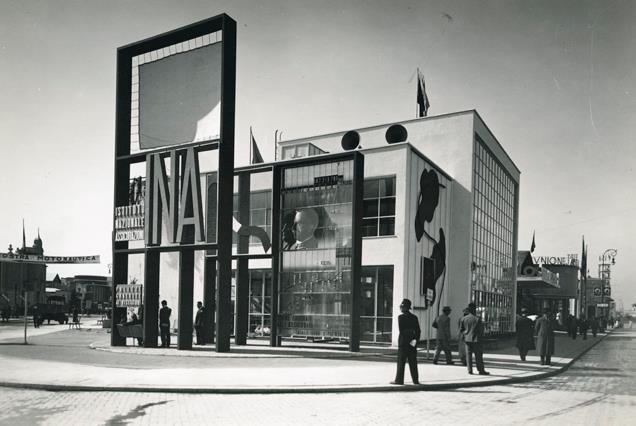 Padiglione Ina del 1935
