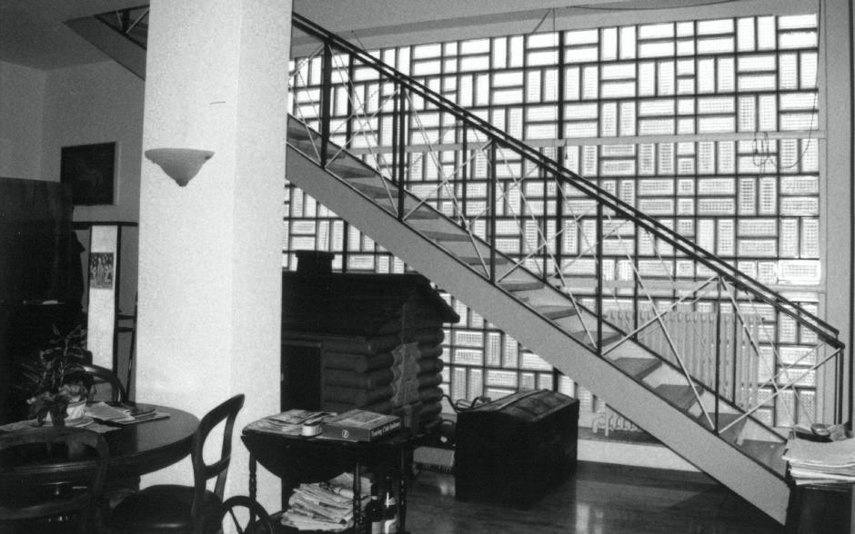 Villetta Pestarini, Milan 1954