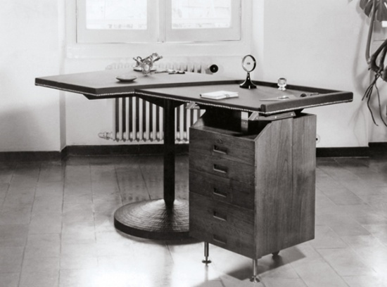 Writing Desk 'Stadera'  1950 (2)