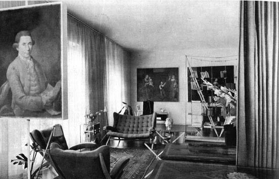 albini apartment 1940