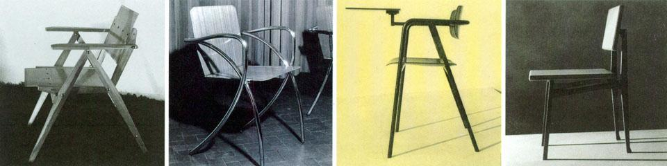 albini chairs