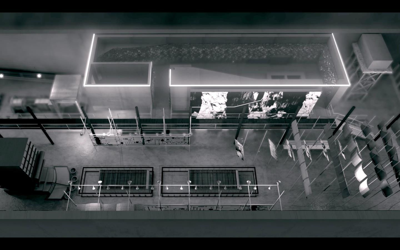 della Sala del Piombo e dello Zinco per Montecatini alla Mostra Autarchica del minerale italiano, Roma 1938