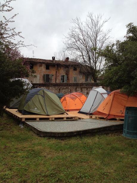 esterni campers