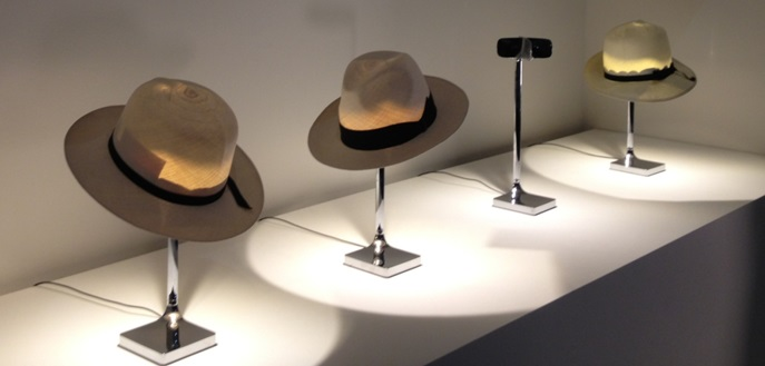hat lights